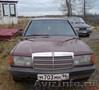 Mercedes 190E, 1985