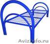 Кровати одноярусные для интернатов, кровати двухъярусные для турбаз - Изображение #5, Объявление #657195