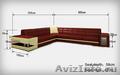 Модульный диван. Итальянская кожа. По цене текстиля. - Изображение #4, Объявление #1091253