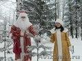 Дед Мороз и Снегурочка поздравление на дому